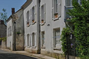 France, the village of Brueil en Vexin in Les Yvelines