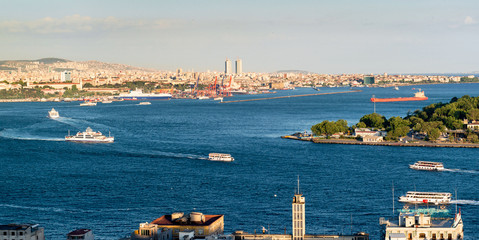 Central Istanbul