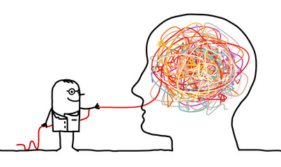 untangling a brain knot