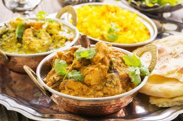 indische curries