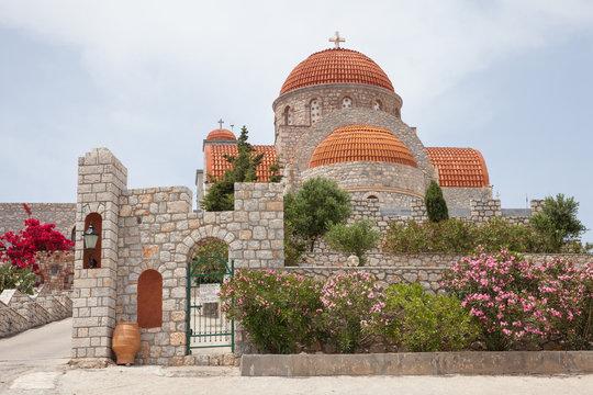 Klosterkirche Savvas auf Kalymnos
