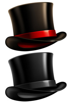 Gentleman top hat