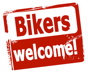 Fotomurales - Bikers welcome!