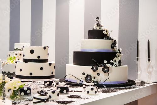 Свадебный торт  № 1408134 загрузить