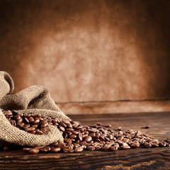 Poster de jardin Salle de cafe backfround of coffee