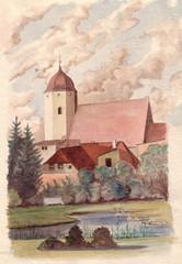 Schlosspark Finsterwalde