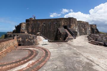 Fort San Felipe del Morro, Puerto Rico..