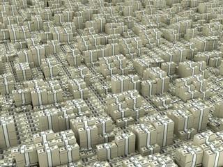Dollar infinity