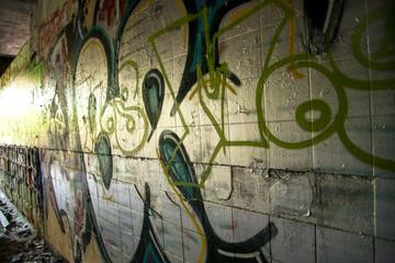 Graffiti *** perspective
