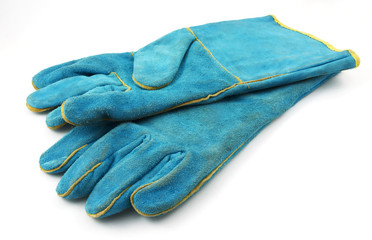 Heavy-duty gloves