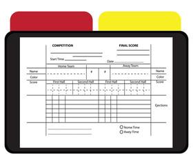Soccer Referee Data Set