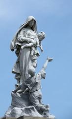 Notre-Dame des Naufragés, pointe du Raz, France
