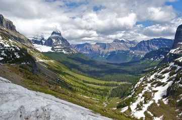 Wall Mural - Glacier National Park