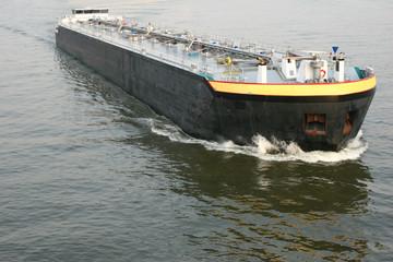 Fuel Cargo Ship