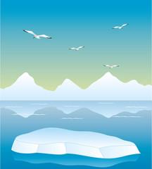 Polar nature.