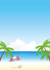 sea summer background