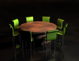 Runder Tisch G