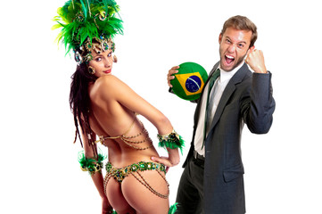 Soccer Brazil 2014