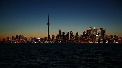 Wall Mural - Toronto skyline, Canada