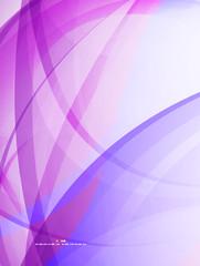 Purple wavy lines