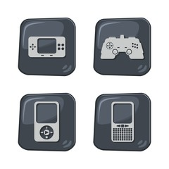 game phone icon