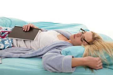 sleep glasses book