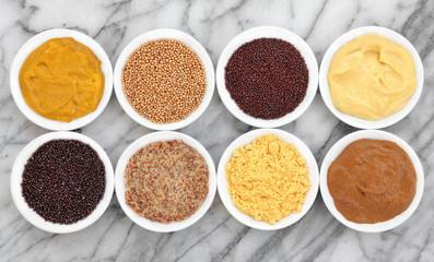 Mustard Types