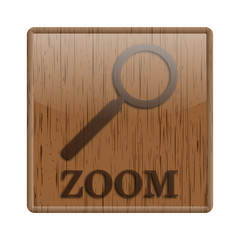 Wood shinny icon