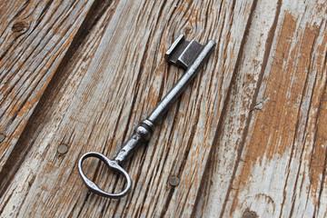 clé ancienne rustique 2
