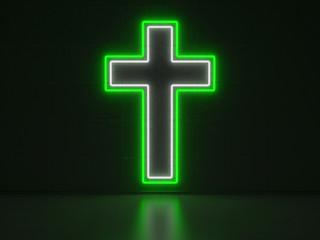 Christian Cross - Series Neon Signs