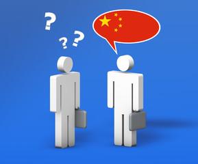 Business Chinese Mandarin Chat