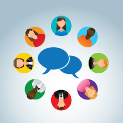 communication people