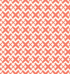 Seamless geometrical background. Chequered colorful pattern