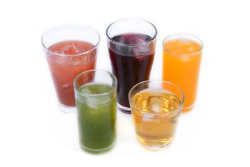 Glase of juice