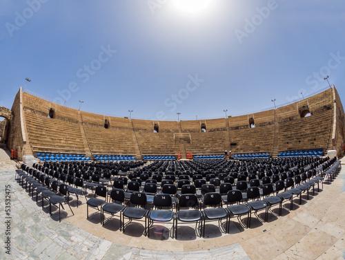 Fototapete Caesarea theater