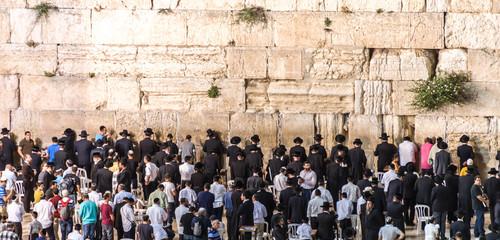 Fototapete - Western wall