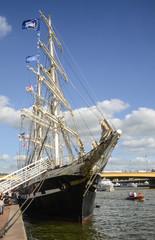 bateau le Belem, Gréement , armada 2013, Rouen, 76