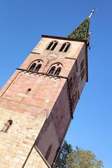 Kirche St. Anna in Turckheim, Frankreich