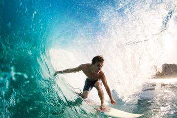 Wall Mural - Surfer