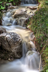 Trinkwasser Bach