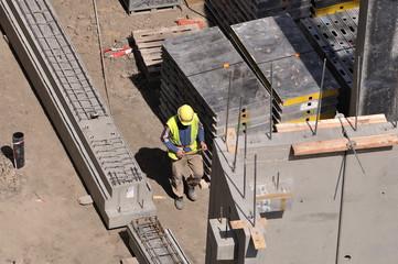 Ouvrier de la construction