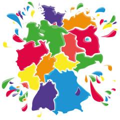 Deutschlandflecken