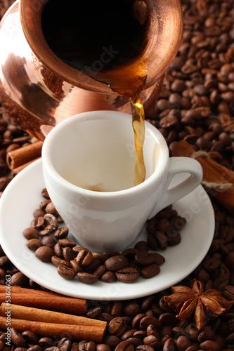 Кофе с корицей рецепт в турке