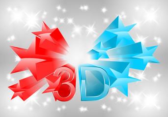 obraz 3D