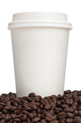 Coffee Cup Close-Up