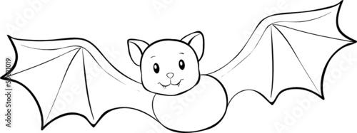 Fledermaus Basteln Mit Vorlage Basteln Mit Kindern
