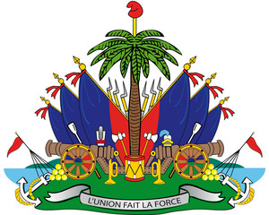 Haiti shield