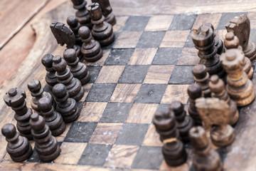 Stare szachy - 53622081