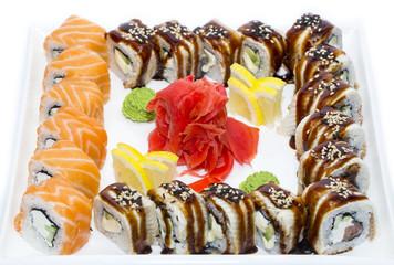 """Роллы и суши """" Выбор императора"""""""