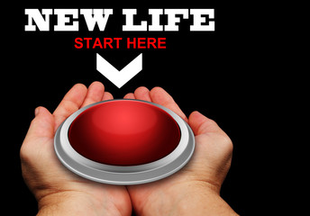 New Life Red Button